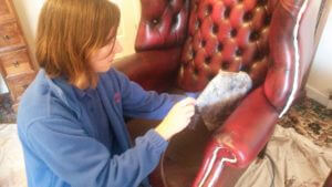 Leather Cleaning & Repair Doncaster