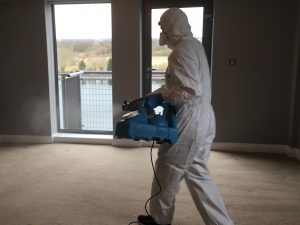 Sanitising, Disinfection and Odour Removal Doncaster